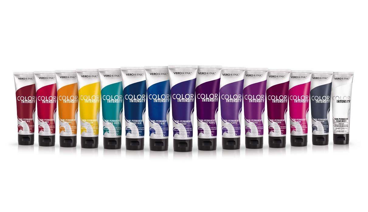 Joico Color Intensity Semi Permanent Creme Hair Color